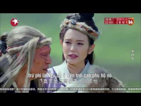 Tân Anh Hùng Xạ Điêu 2017 Tập 4
