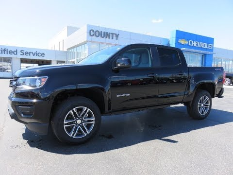 2019 Chevrolet Colorado for sale and lease at Jeff Smith's County