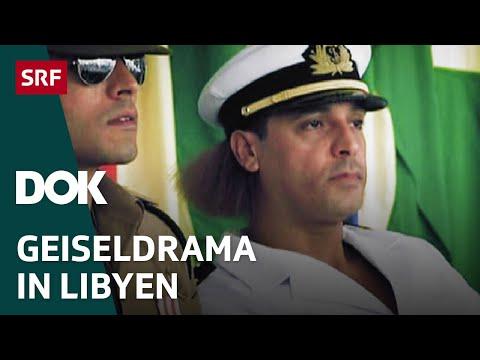 Wie Libyens Diktator
