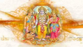 Shri Ram Chandra Kripalu Bhajman Lyrics - Gosw─Бm─л Tuls─лd─Бs - Slow Version