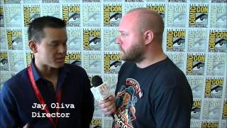 Hunter Interviews The Cast And Crew Of Batman Assault On Arkham At Comic Con 2014