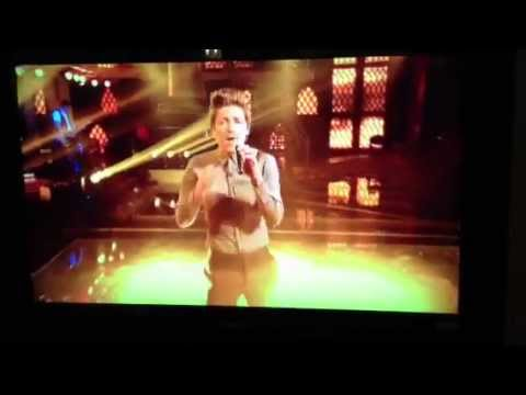 """Tyler James live final """"higher love"""" on the voice FINAL"""