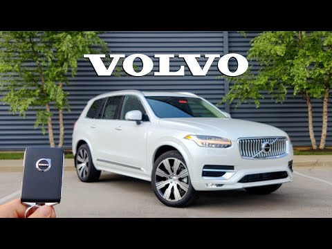 Download 2022 Volvo XC90 // Volvo's Flagship is BETTER than Ever! (2022 Changes)