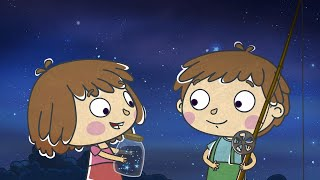 Малыши и летающие звери - Полная банка звезд - Добрые мультфильмы для детей
