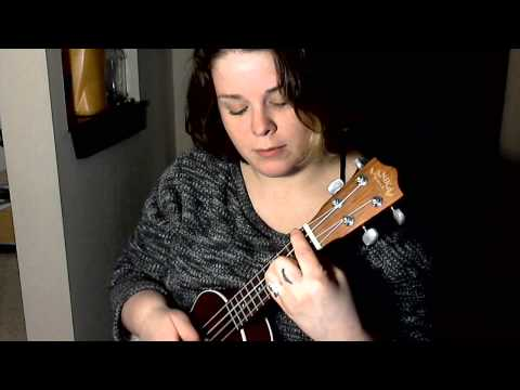 """Lynsey Moon - """"Spider & The Fly"""" (The Rolling Stones ukulele cover)"""