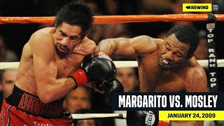 FULL FIGHT | Antonio Margarito vs. 'Sugar' Shane Mosley (DAZN REWIND)