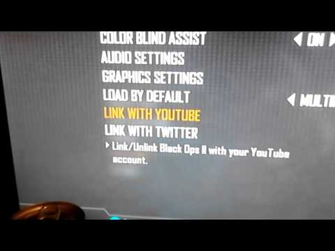 How to Upload from BO2 theater