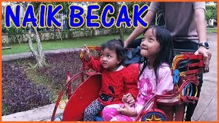 Video Naik Becak - Tamasya Berkeliling Kota - Lagu Anak Populer download MP3, 3GP, MP4, WEBM, AVI, FLV Januari 2018