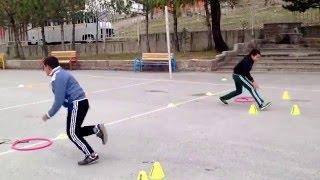 Beden eğitimi ve spor etkinlikleri- eğitsel oyun