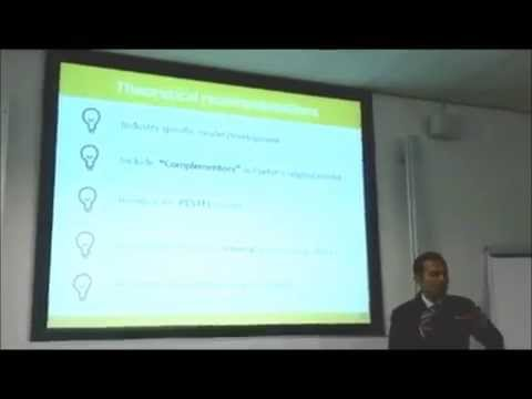 MBA Thesis Defense by Amit Biswas, Maastricht School of Management