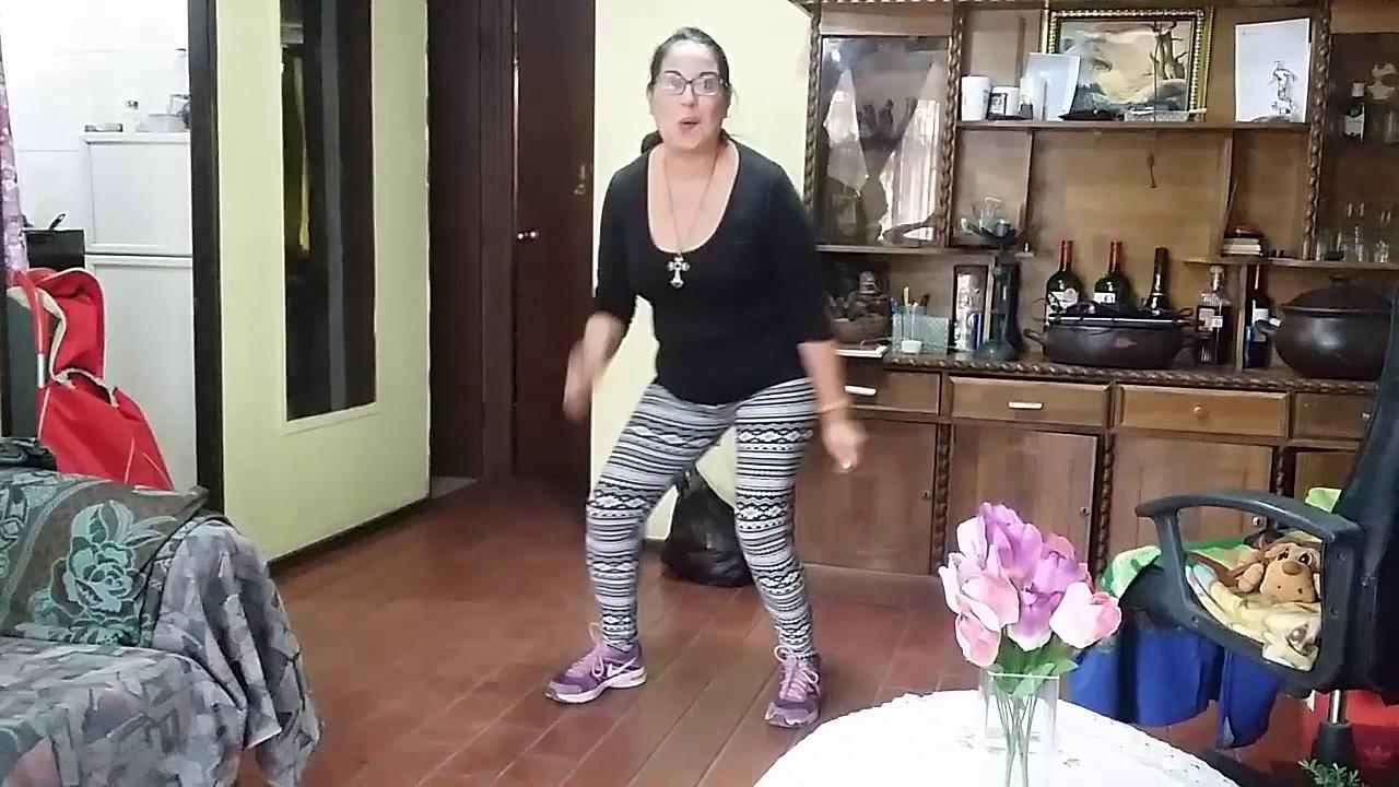 Baile entretenido sirve para bajar de peso