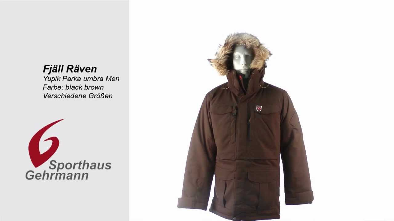Yupik parka brown