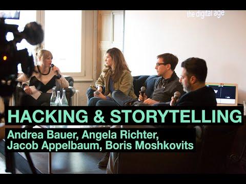 d.day | A conversation with Jacob Appelbaum and Angela Richter