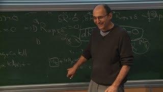 Sergiu Klainerman - 3/4 On the Mathematical Theory of Black Holes