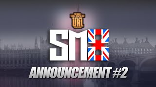 SM8 ANNOUNCEMENT # 2 | URLTV