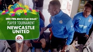 EA SPORTS 2014 FIFA World Cup - Newcastle United - Player Tournament