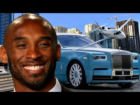 HOW Basketball Star KOBE BRYANT MAKES HIS MILLIONS: INCOME SOURCES