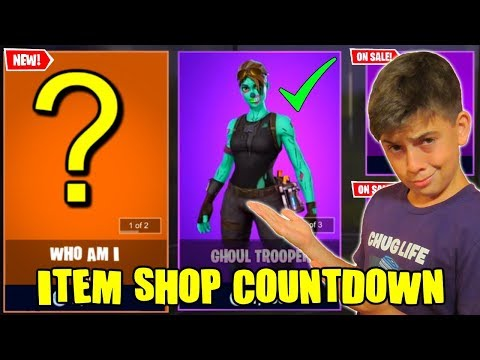 Fortnite Item Shop Countdown - Practicing To Become Pro Ep.5 - NinjaFury thumbnail