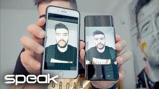 DE LA iOS LĄ ANDROID?!   iPhone vs Huawei   Storytime   Speak Vlog