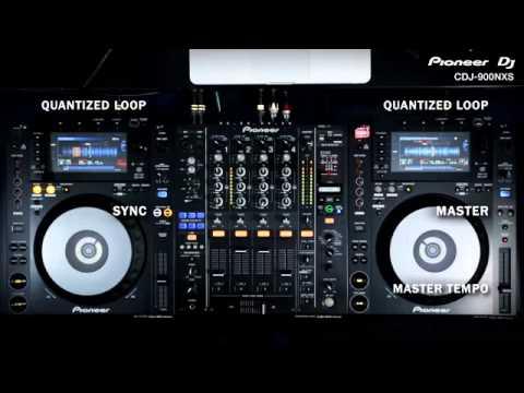 DSMA GROSSISTE PIONEER DJ CDJ-900NXS Lecteur CD Pro Dj Official Walkthrough