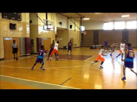 Randallstown Rebels vs Baltimore Alliance (7th Grade)