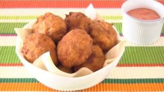 How to Make Tandoori Okara Chicken Nuggets (Recipe) おからチキンナゲット (レシピ)