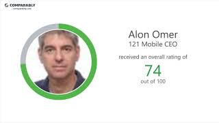121 Mobile Employee Reviews - Q3 2018