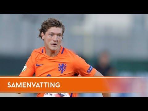 Samenvatting Jong Bolivia - Jong Oranje (25/5/2018)