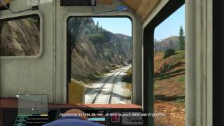 GTA 5 TRAIN DRIVER