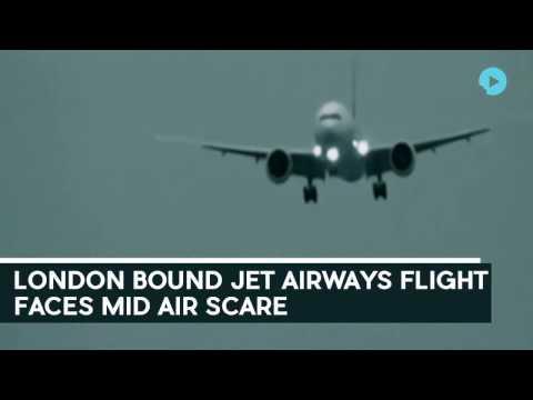 Jet Airways Flight Escorted To Safety By German Fighter Jets