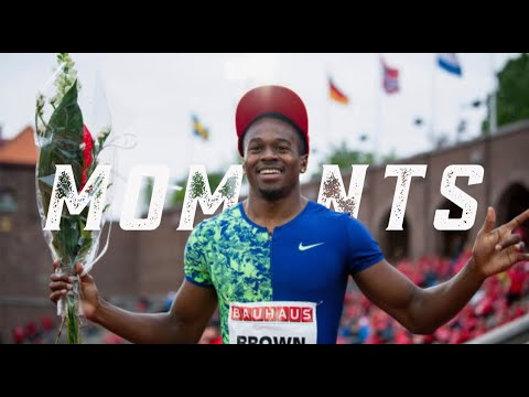 Top 6ix Running Moments From 2019 || Track & Field || Aaron Kingsley Brown