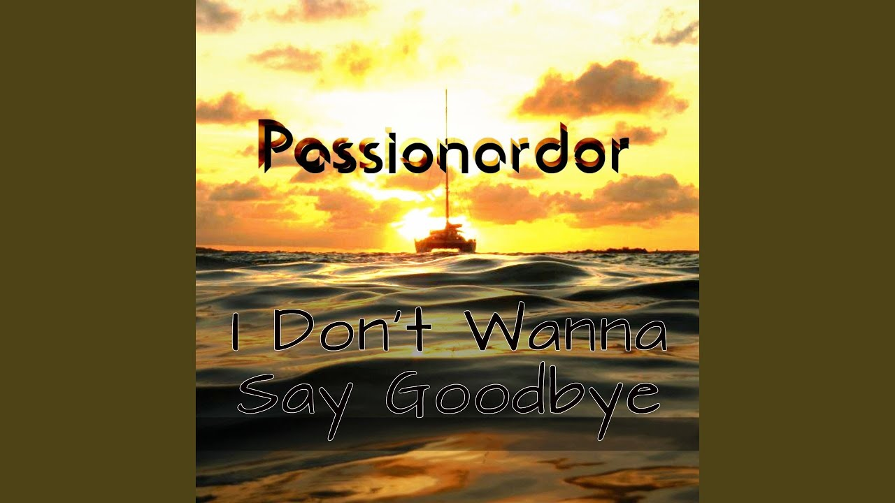 I don 39 t wanna say goodbye classic synth house radio edit for Classic house synths