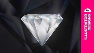 Making diamonds // Adobe Illustrator