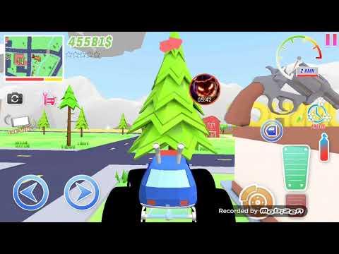 новый миниган и xэллоуин в симулятор крутого чавака! - Dude Theft Wars: Open World