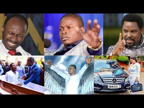 Top 10 Maverick Pastors in Africa