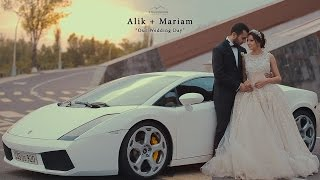 Alik + Mariam's Wedding Highlights in Florence Banquet Hall Yerevan Armenia(www.stavrovideo.com., 2015-11-21T10:28:56.000Z)