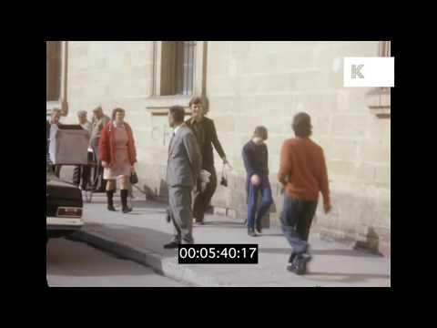 Malta Tour 1970s, 16mm Home Movies