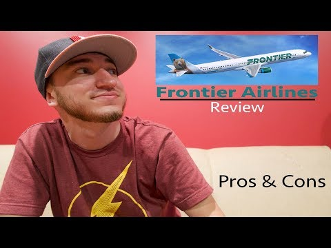 Frontier Airlines Review - Is Frontier Airlines Good - Pros and Cons