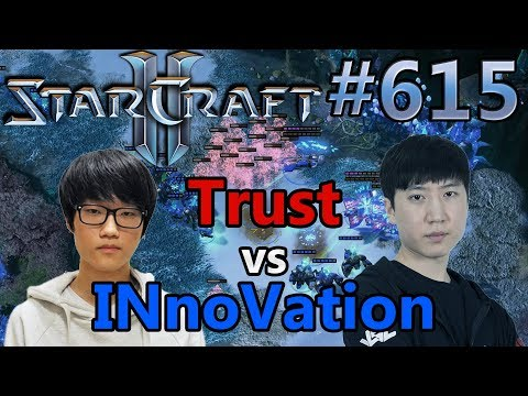 Trust (P) vs INnoVation (T) | IEM Shanghai | Starcraft 2: Replay-Cast #615 [Deutsch]