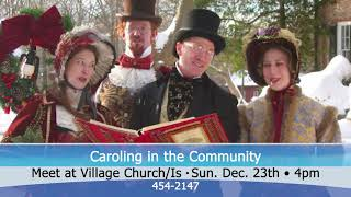 12 17 18 From Estate Planning to Christmas Service TO AIR