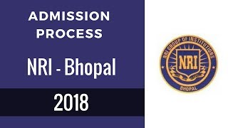 Admission Process NRI 2018 | NRI Group of Institutions