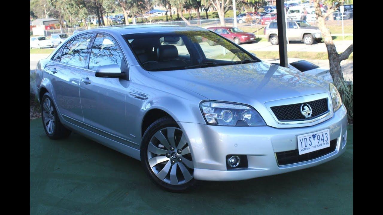 genießen Sie besten Preis klassische Passform online zum Verkauf B5312 - 2010 Holden Caprice V WM Series II Auto Review