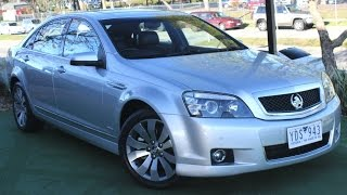 Holden WM Series II CapriceV 2011 Videos