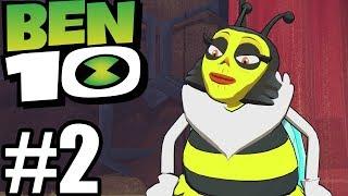 Ben 10 Gameplay Walkthrough Part 2