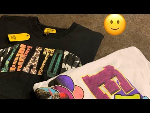 CHINATOWN MARKET  T-Shirt Haul (WATCH BEFORE YOU BUY)