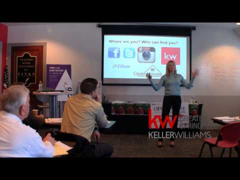 Keller Williams Training Master Open Houses with Kasia Olek in Springfield MO