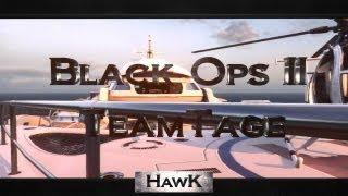 HawK | Black Ops 2 TeamTage #2 | BO2 Sniper Teamtage | PS3