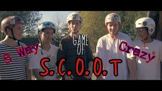 5 way PRO Game of S.C.O.O.T - DS visuals