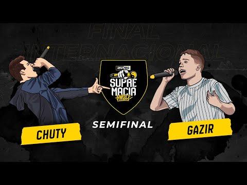 Chuty vs Gazir