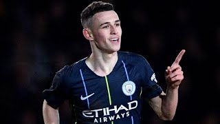 Phil Foden Performance against Newport County